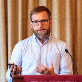 Justin Grimmer, Associate Professor of Political Science and the College; Executive Committee Member, Masters in Computational Social Science Program