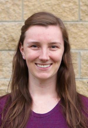 PhD student Hannah McElgunn