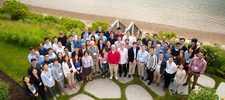 MFM faculty and participants gathered in Harwich, Massachusetts, for the 2018 MFM Summer Session, June 17-21.