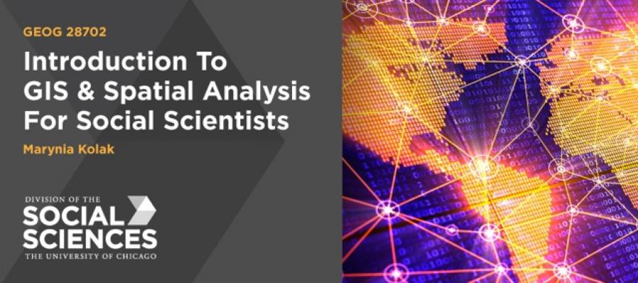 Course Recap: GIS/Spatial Analysis for Social Scientists