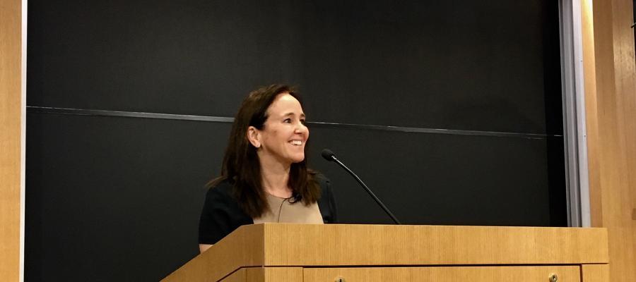Dr. Dana Suskind, ECI network member